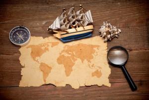 географiя